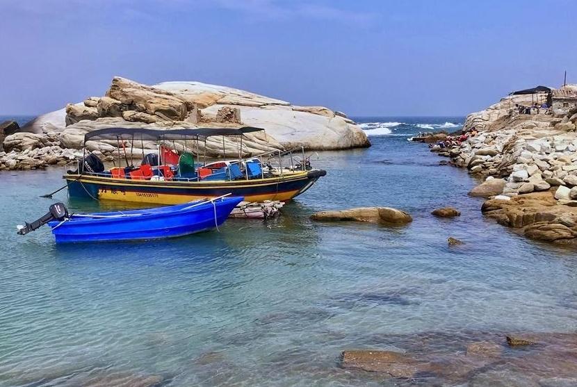 """汕头南澳的这座小岛,被称为""""小马尔代夫""""!"""