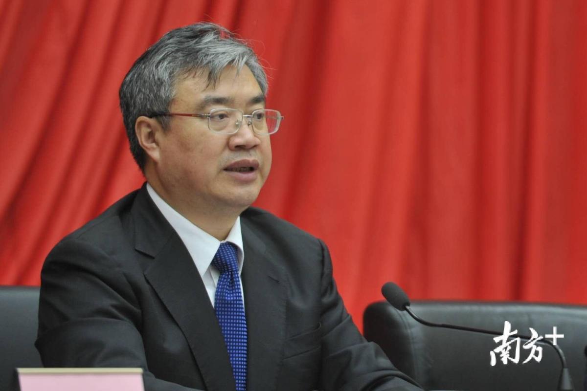 鲁毅在中共佛山市委十二届五次全会上作报告