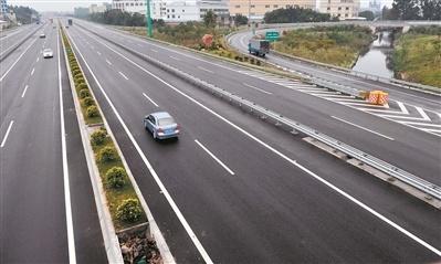 广佛高速。