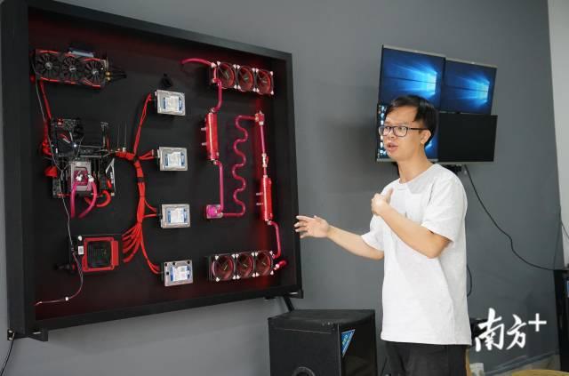 华南创客工坊的创始团队都曾是创客课程的学生