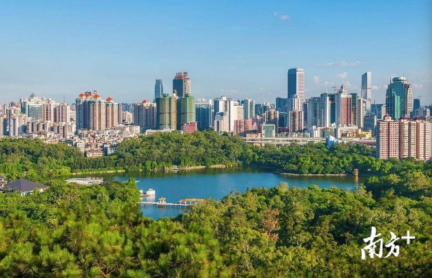 广州城市美景