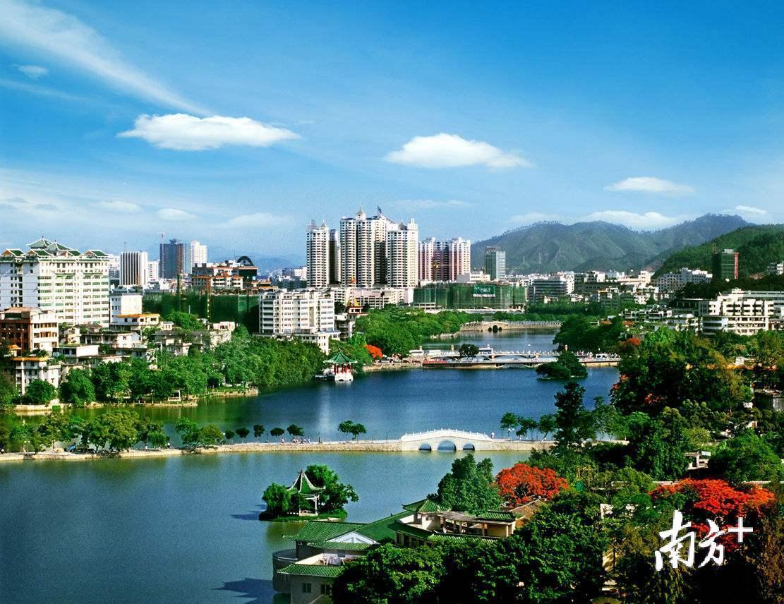惠州城市美景