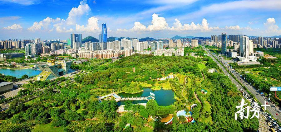 东莞城市美景