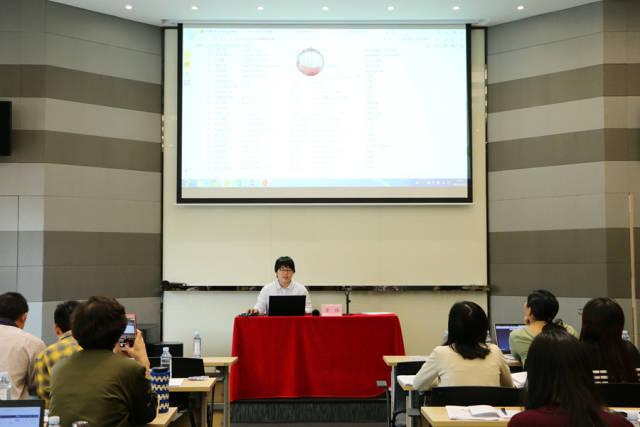 七弦琴国家知识产权运营平台交易部部门经理雷瑶
