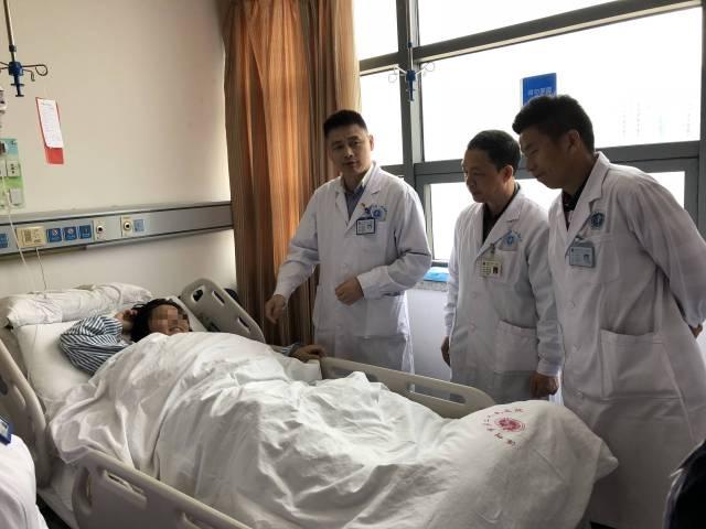 瘤术后护理_深圳市二医院泌尿外科团队成功摘除肾脏巨大肿瘤及腔静脉瘤栓