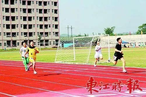 惠州中考體育時間確定了!快看看考什么項目!