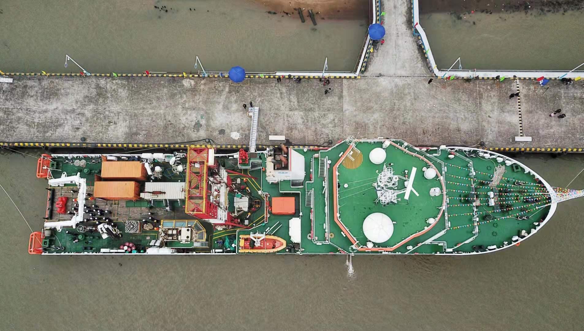 自2018年11月28日从广州启航,历时91天,航程26100千米,中巴两国科学家团结协作、密切配合,圆满完成航次任务,实现了预期科考目标。