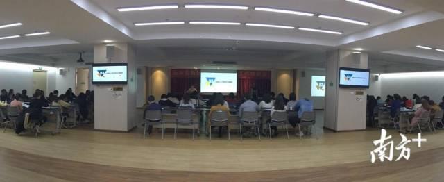 汕头高新区举办火炬统计填报工作培训会