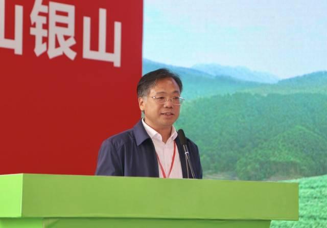 广东茶产业联盟理事长、广东省农业科学院茶叶研究所所长操君喜