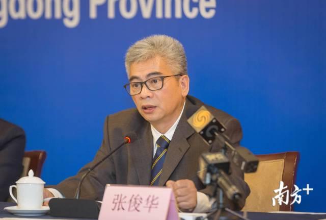 南方报业传媒集团副总编辑张俊华