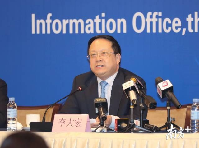 香港大公文汇传媒集团副董事长兼总编辑李大宏