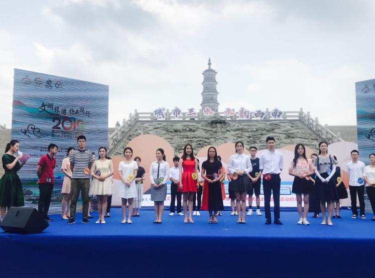 三水文旅讲者初赛决出12名优秀选手晋级。南方+记者 张秀蓝 摄