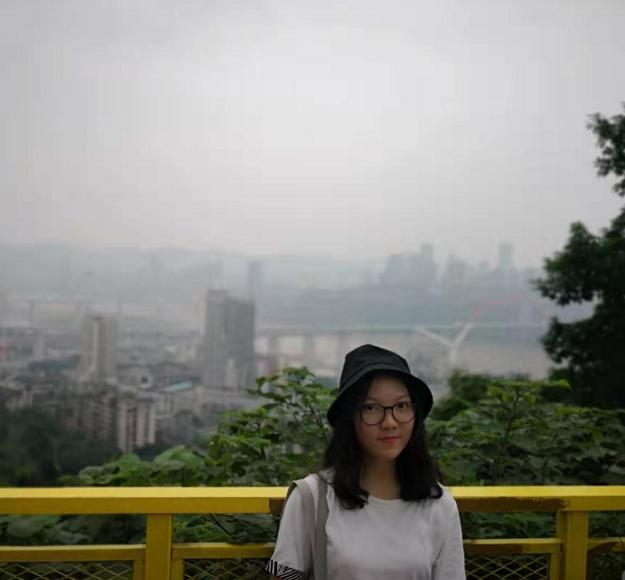陈海岚。受访者供图