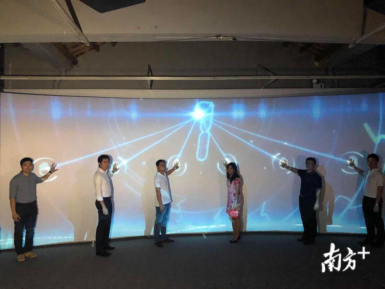 位于德胜河南岸的德志文化影视产业园园区今日启动。蒋晓敏 摄