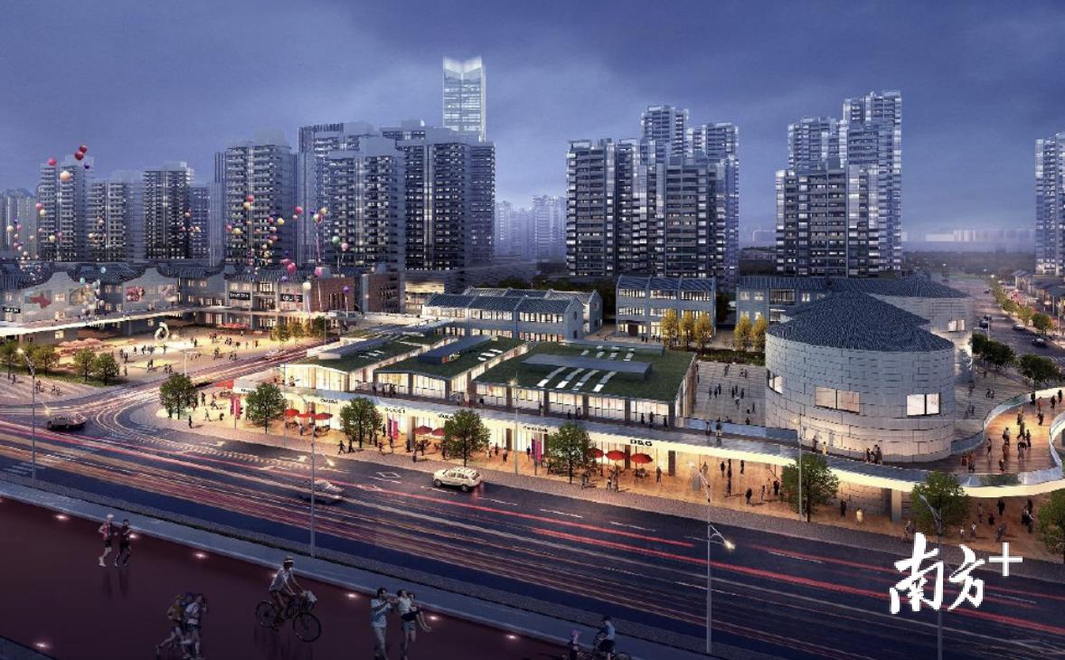 当天评审的另一份规划《三水区中心城区部分区域城市设计》中提出,三水应融合本地历史文化和时代特色。