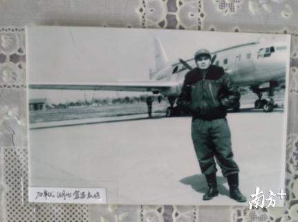 1970年李满年在湖北宜昌。