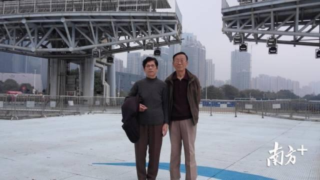 每年冬天,栗原博的父母都会来广州。