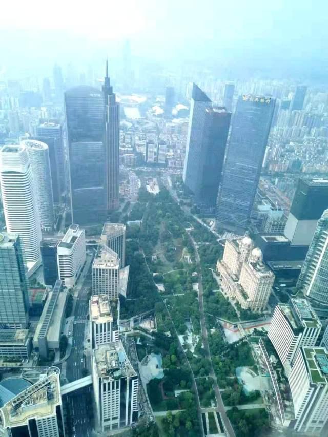 数据|琶洲写字楼需求持续旺盛,珠江新城租金下跌1.3%