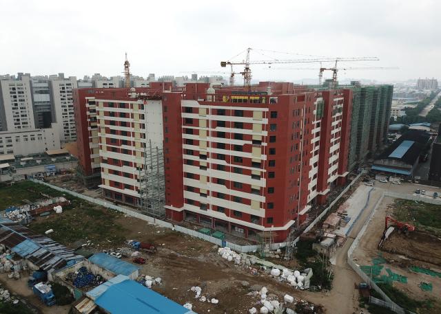 容桂将加快村改腾挪区建设。资料图片