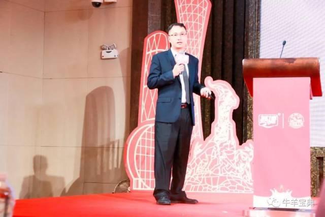 燕塘乳业红五月牧场总经理吴汉葵