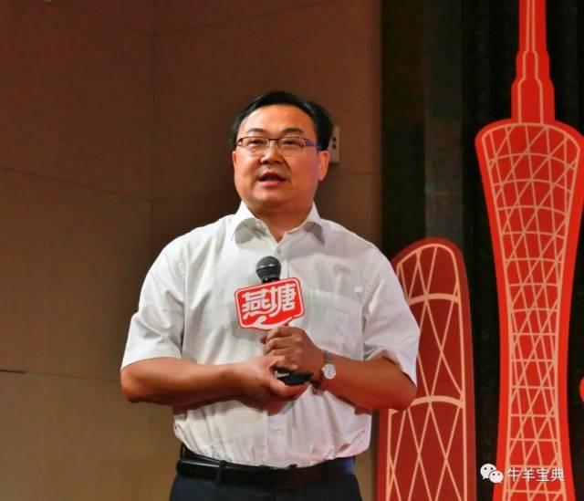 国家奶牛产业技术体系首席科学家李胜利