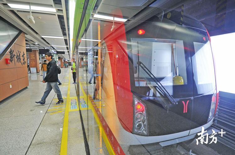 禅城区作为广佛核心区域,受城市轨道辐射范围广,轨道密度大,轨道交通发展将大大强化禅城区与广州以及外围组团的交流联系。资料图片