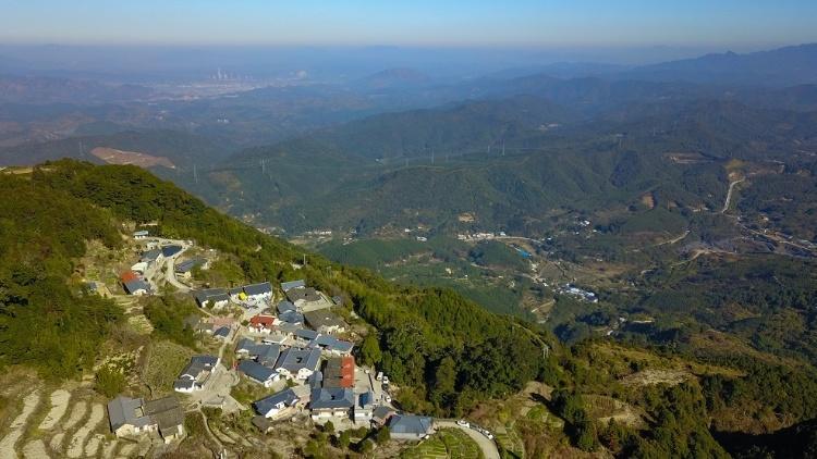 【多图】赏诗画梅江、踏千年古道,这几条徒步路线真美!