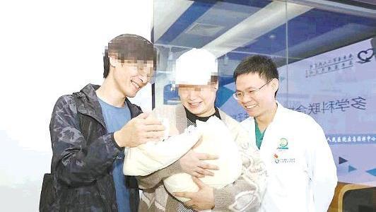 """宫颈癌也挡不住""""送子观音"""",广东省第二人民医院多科护航助患癌女子成功生娃"""
