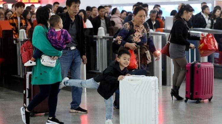 春运前三天,珠海共发送旅客45.2万人次