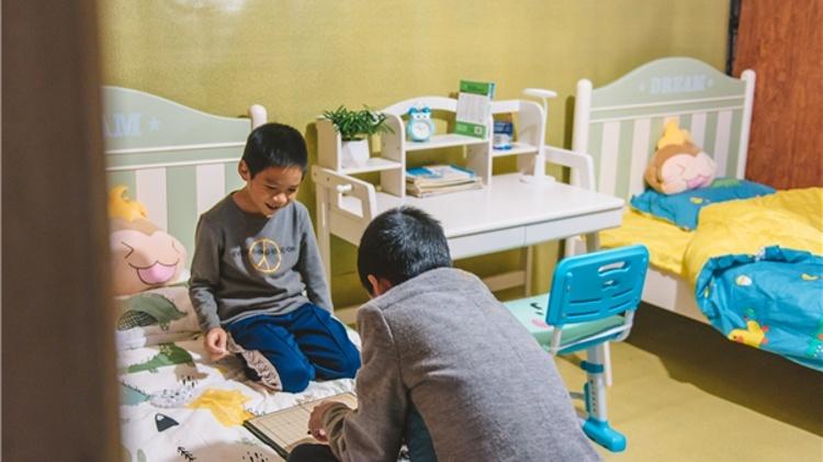 """""""筑梦空间""""打开一扇窗,帮惠州50户低保家庭孩子追梦"""