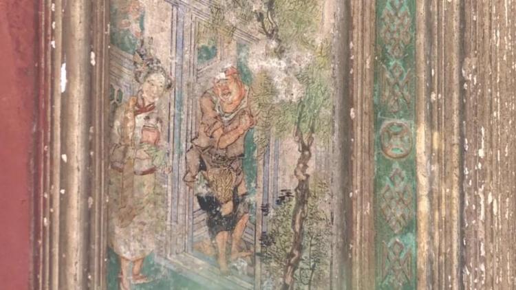 潮州灰塑:绚丽雅致的建筑艺术