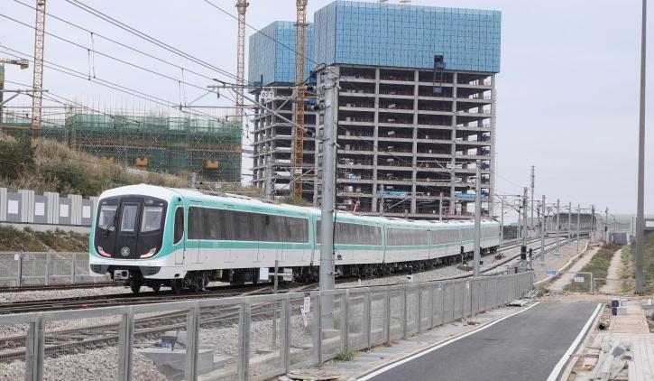 深圳北到松岗!深圳地铁6号线一期今年年中开通