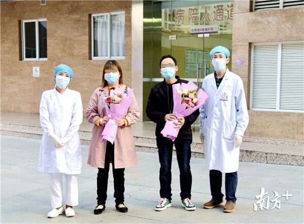 振奋!惠州刚刚新增3名治愈出院者,累计出院7人