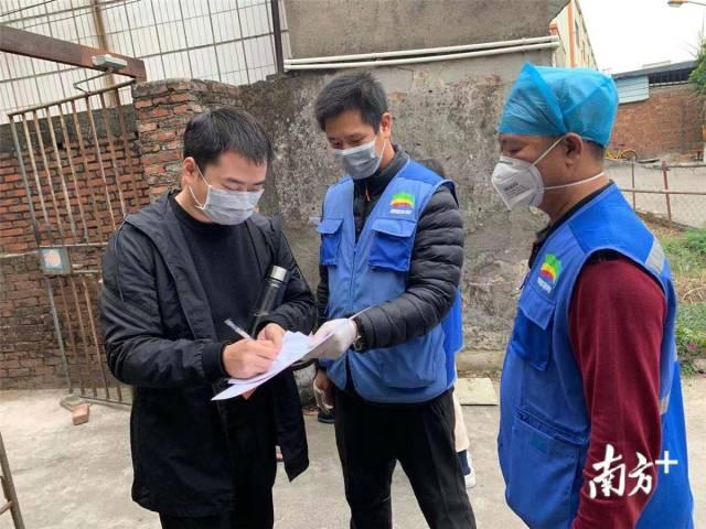 督促落实房东签订疫情防控安全责任书