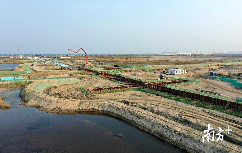 综合管廊项目建成后,将为2021年亚青会提供供电通道。