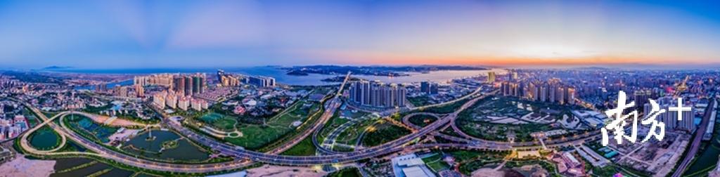 龙湖正致力打造高质量发展核心城区。丁义武摄