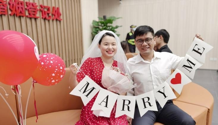 """图集   撒""""狗粮""""了,520我们在珠海结婚啦!"""