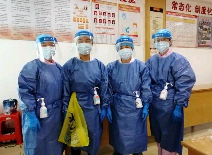 大沥黄岐社区卫生服务中心沙溪分站护理团队