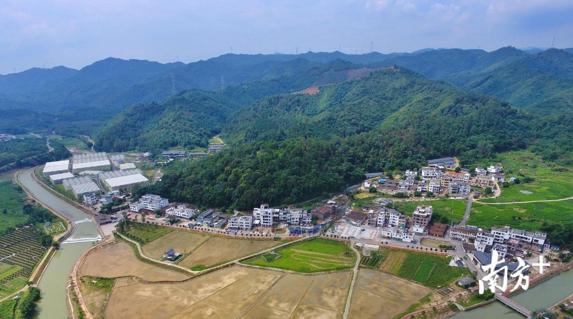 连樟村以建设国家城乡融合发展试验区连樟样板区为契机,不断加强软硬件建设,推动实现乡村振兴。梁素雅 摄