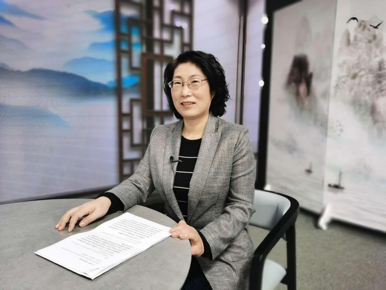 李丽萍教授。