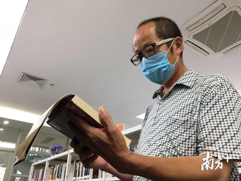 在东莞图书馆留言者吴桂春