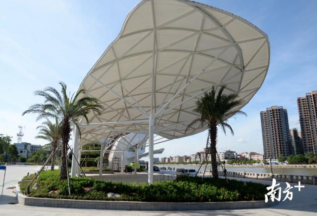 龙舟公园已建成,沙田今年实施民生改善项目36个