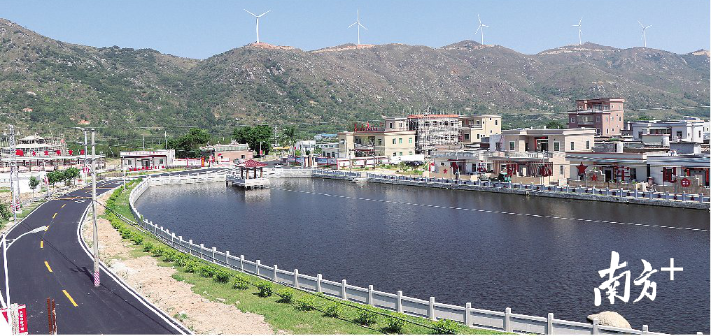 陆丰市金厢镇下埔村打造的红色文化旅游项目。