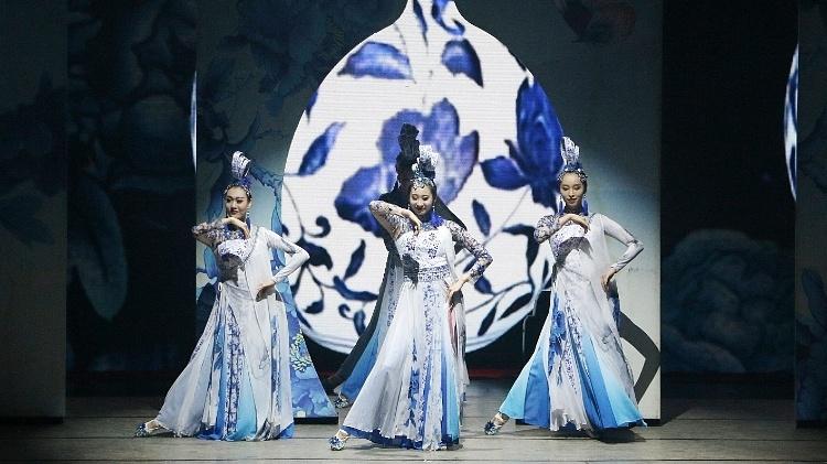 图集 2020粤港澳大湾区艺术精品巡演在江门启幕