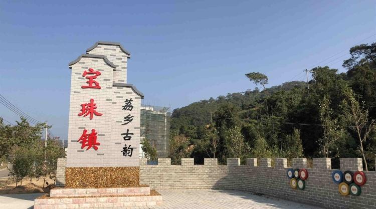 """激活乡镇高质量发展动能,郁南宝珠镇这样点燃""""红色引擎"""""""