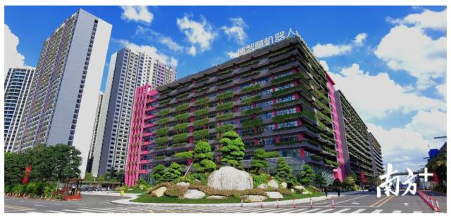 广东博智林机器人有限公司。受访者提供