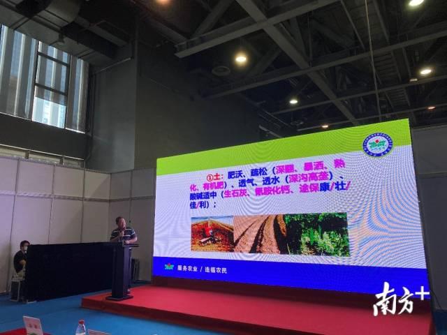 海南省植物保护总站高级农艺师、江门市植保有限公司高级农艺师陈玉俊