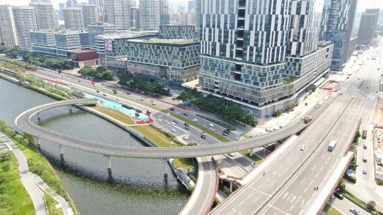 超级工程深圳造⑤|交通细节中的城市大美