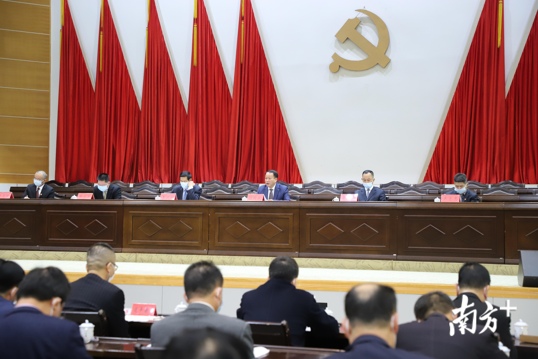 中国共产党饶平县第十三届委员会第十一次全体会议在饶平县城召开。