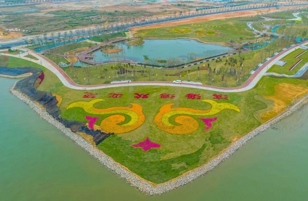 江门大道高清图_东莞首个滨海公园即将建成,高清大图抢先看!_南方plus_南方+